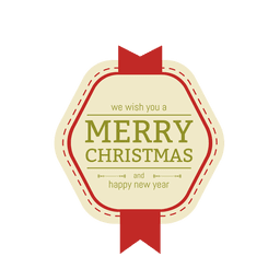 Weihnachts-Abzeichenband
