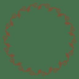 Circle frame 02