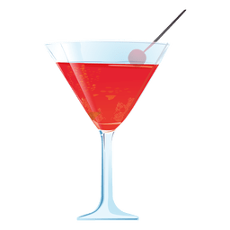 Bebida cocktail