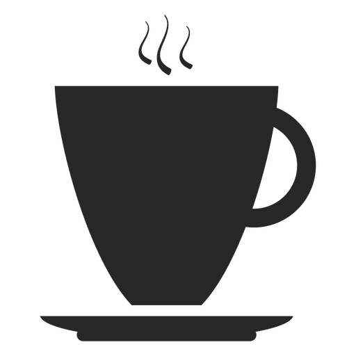 Icono de cafe Transparent PNG