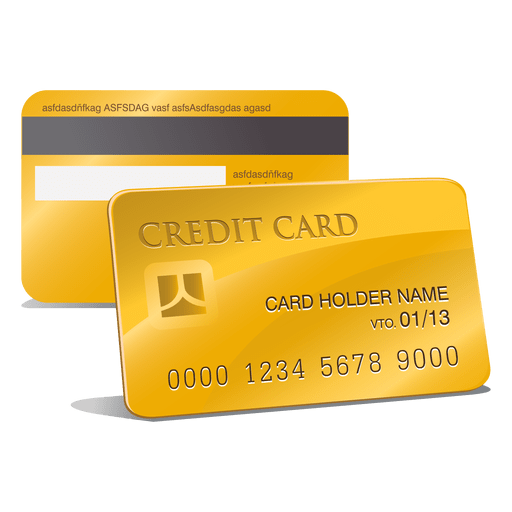 Credit cards icon Transparent PNG