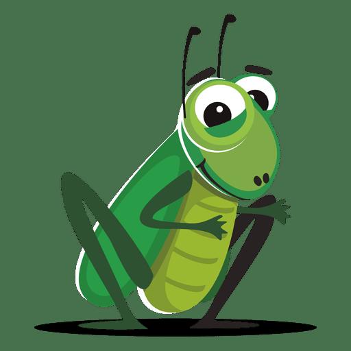 Cricket bug cartoon