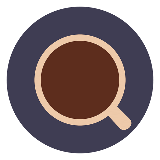 Cup of tea icon Transparent PNG