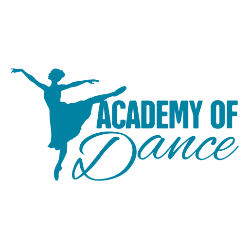 Academy of Dance Logo Transparent PNG