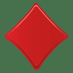 sinal de diamante
