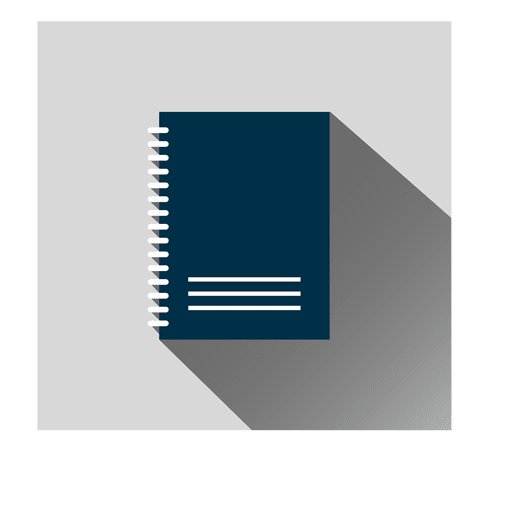 Icono de diario cuadrado Transparent PNG