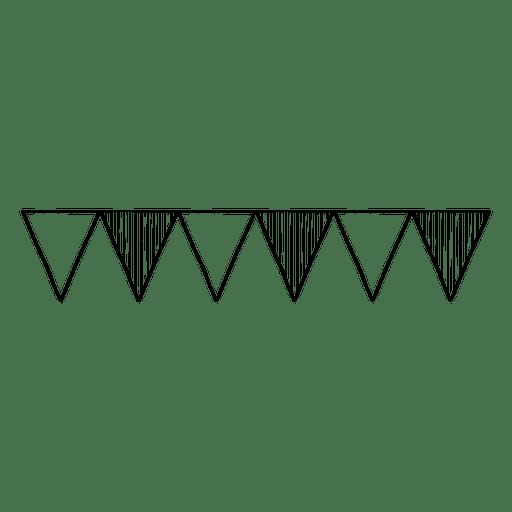 Bollos Doodle Transparent PNG