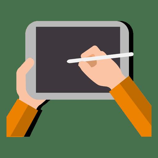 Desenhar na guia inteligente Transparent PNG