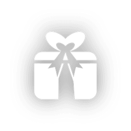 Icono de caja de regalo de Pascua