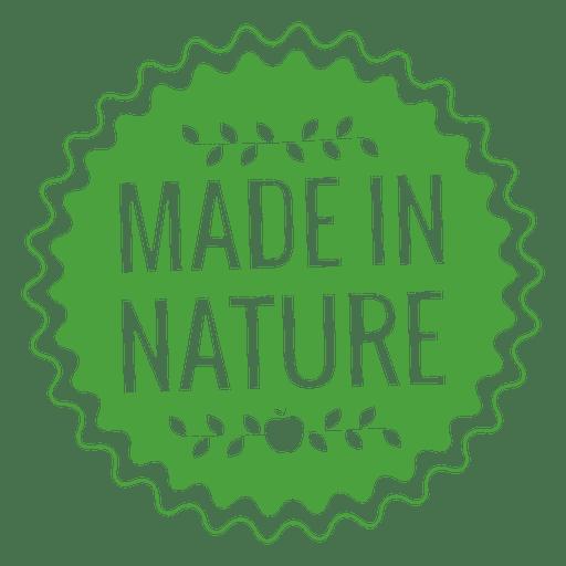 Ecology label badge Transparent PNG