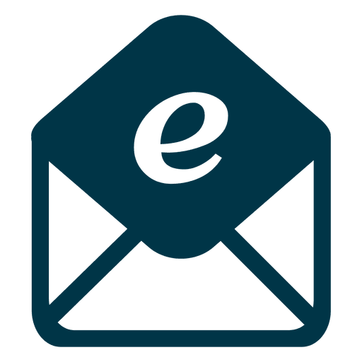 email flat icon transparent png svg vector rh vexels com vector icon mail flat email vector icon png