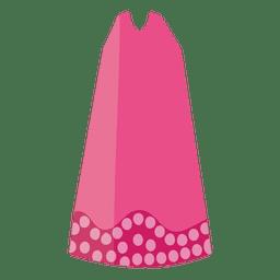 Falda de vestir de ropa de moda