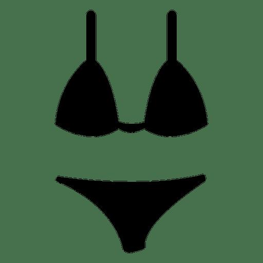 Pano de biquíni feminino Transparent PNG