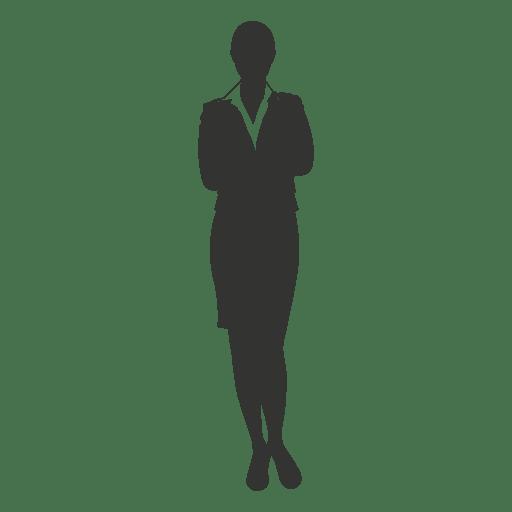 Mujer de negocios femenina