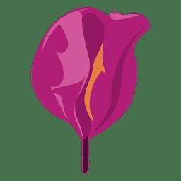 Dibujos animados de flores