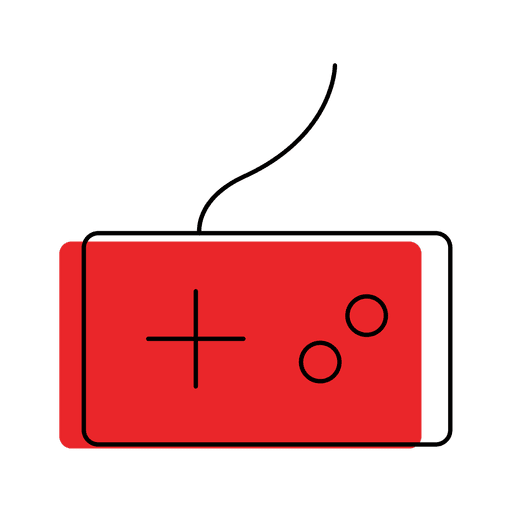 Icono de videojuego retro Transparent PNG