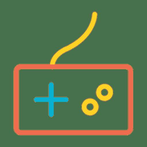 Icono de juego retro Transparent PNG