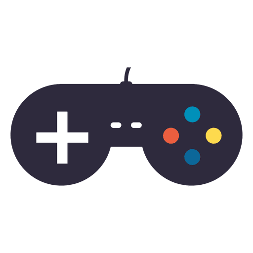 gaming controller icon transparent png amp svg vector