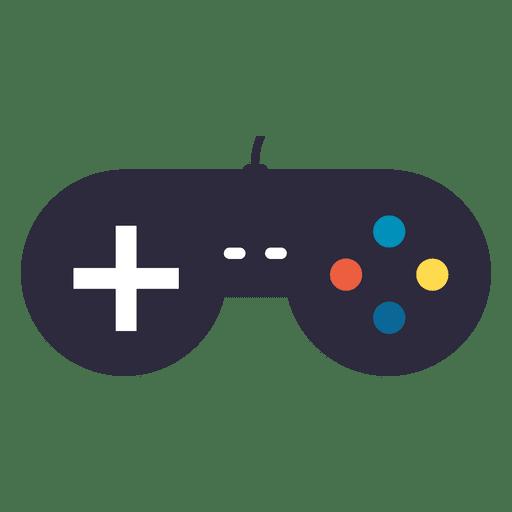 Icono de controlador de juegos