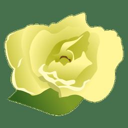 Dibujos animados de flores de gardenia 2