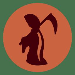 Santo icono del círculo 1