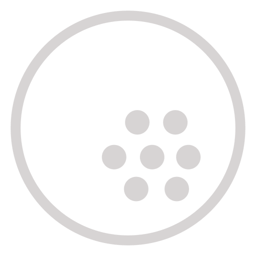 Golf ball icon Transparent PNG