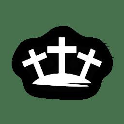 Cruzes do cemitério