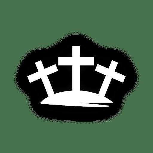 Cruces de cementerio Transparent PNG