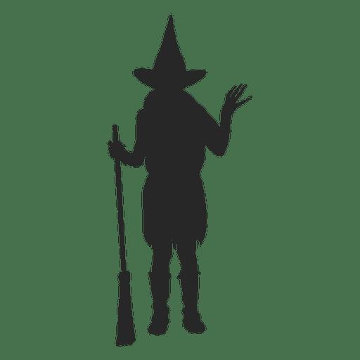 Disfraz de bruja de halloween para niños