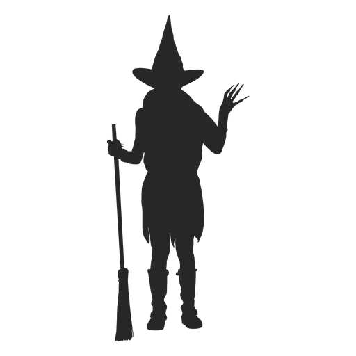 Halloween witch children costume Transparent PNG