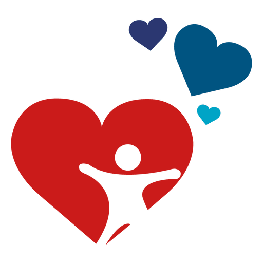 Logotipo de cuidados de saúde Transparent PNG