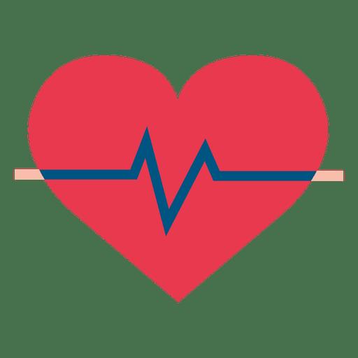 Heart disease logo