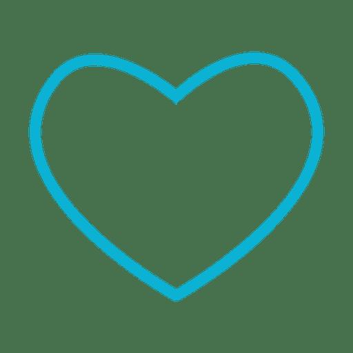 Icono de corazón