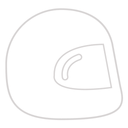 Ícone do capacete