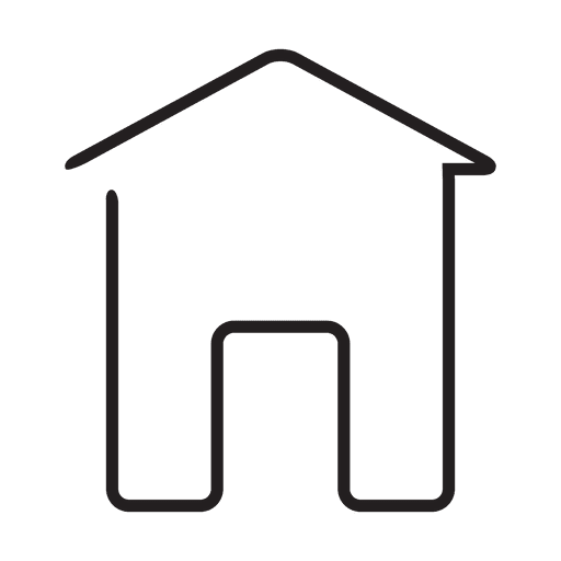 Home house icon Transparent PNG