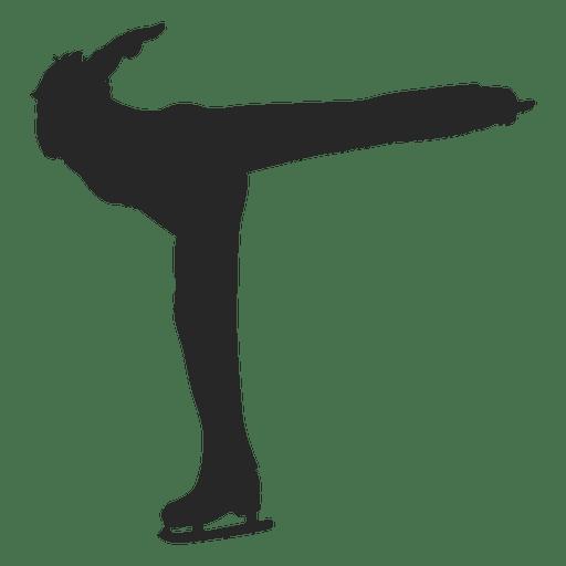 Ice skating dance Transparent PNG