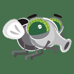 Dibujos animados de insectos