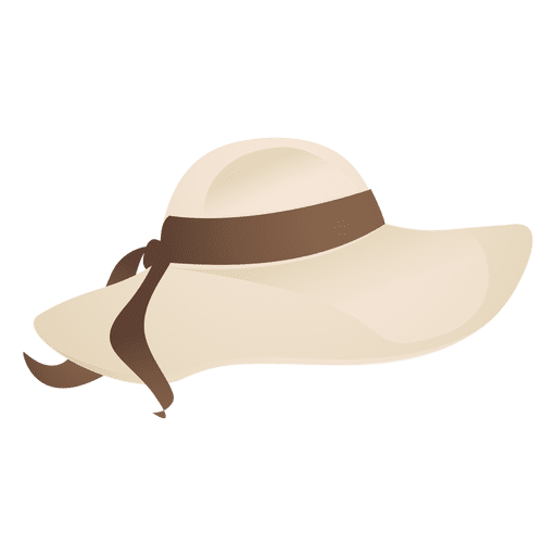 Ladies hat Transparent PNG