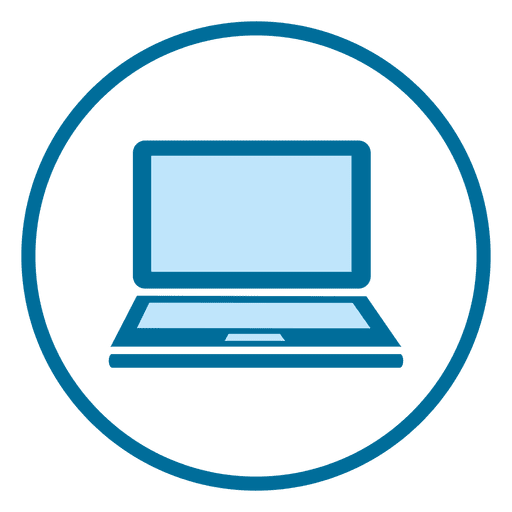 laptop ring icon transparent png amp svg vector