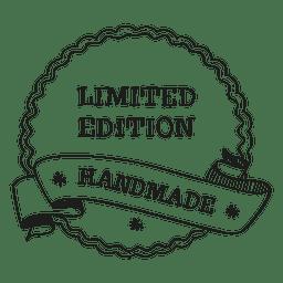 Emblema de edição limitada