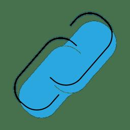 Símbolo de enlace