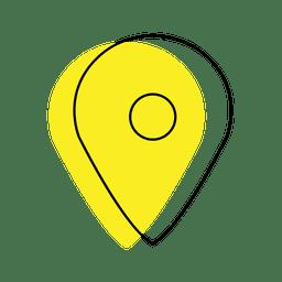 Ícone de localização