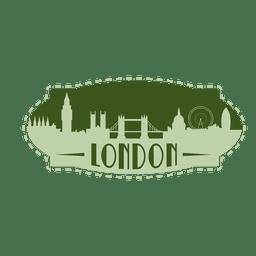London landmark emblem