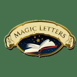 Magic letters logo