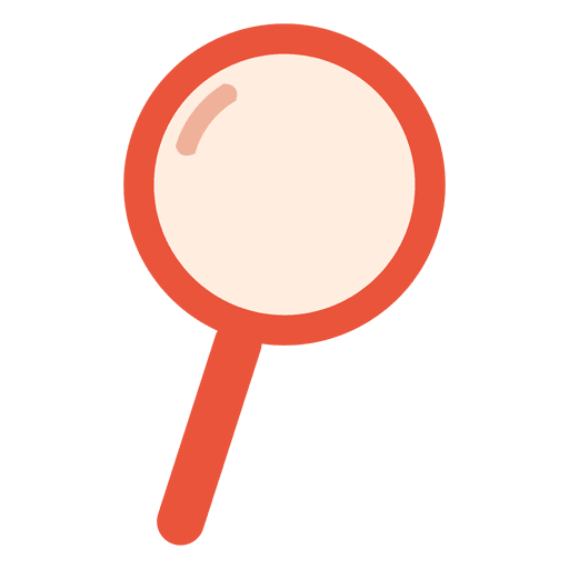 Magnifying glass icon Transparent PNG