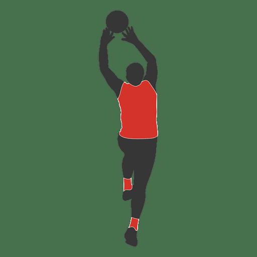 Jugador de voleibol masculino 2