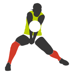 Jugador de voleibol masculino 5
