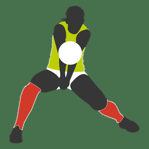 jugador de voleibol masculino 5 descargar png  svg Volleyball Net Clip Art Swoosh Volleyball Net Silhouette