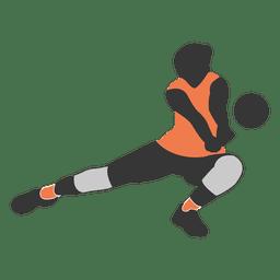 jugador de voleibol masculino 7