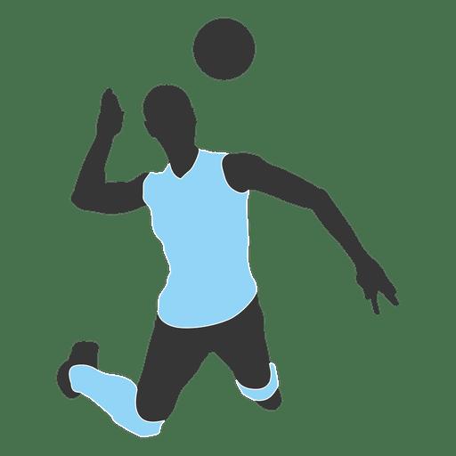 Jogador de voleibol masculino 9
